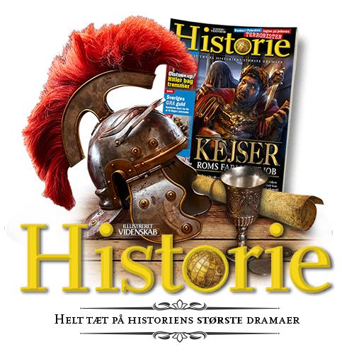 HISTORIE-magasinet abonnement – Se de gode tilbud her | Bonniershop