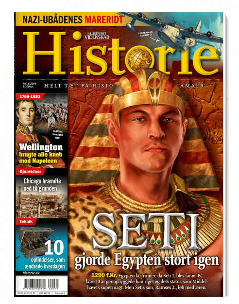 c7be85017be HISTORIE-magasinet abonnement – Se de gode tilbud her | Bonniershop