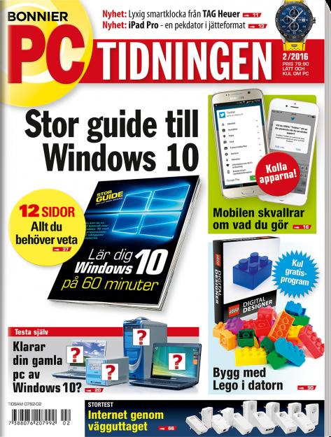 Ge ett presentkort till PC-tidningen
