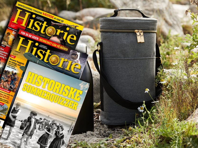 4103d6fa HISTORIE-magasinet abonnement – Se de gode tilbud her | Bonniershop